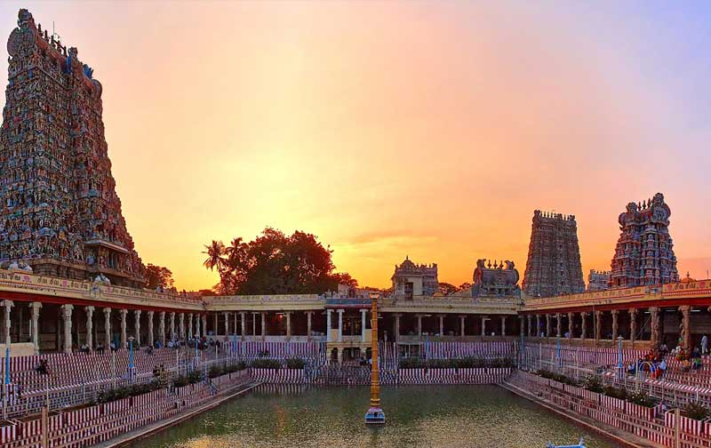 South Indian Spiritual Tour