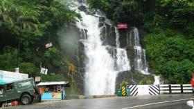 Thekkady Waterfalls