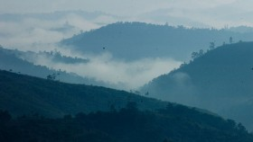 Misty vagamon hills