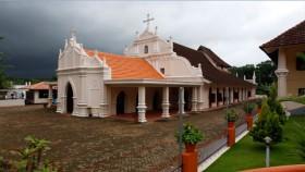 St Marys Church Kudamaloor
