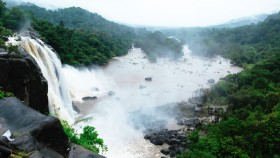 Athirappalli And Vazhachal Waterfalls