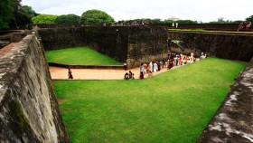 Tipu's fort in palakakd