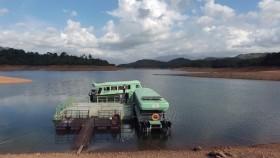 Thenmala Boating
