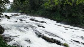 Vazachal Waterfalls