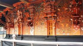 Vaikom Temple Sreekovil Murals