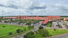 Cochin international airport terminal