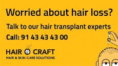 Hairocraft