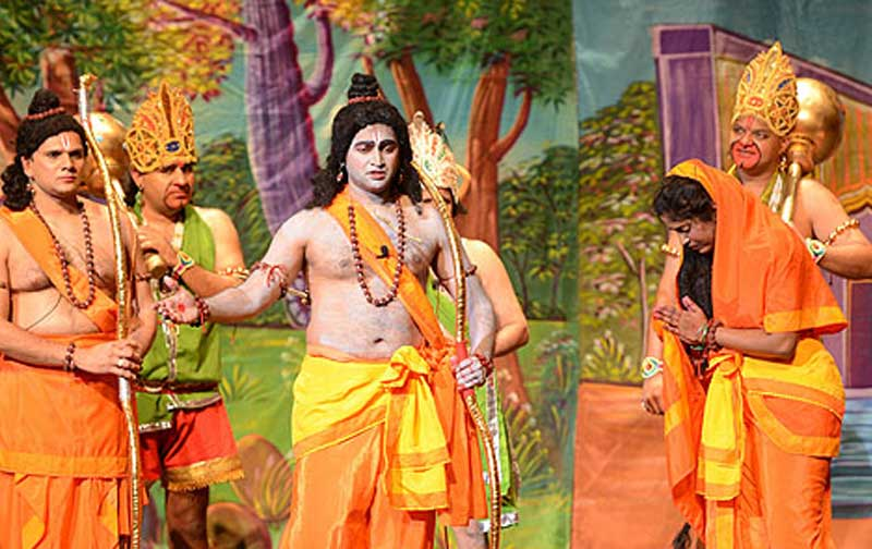 Ramayana Trail in India