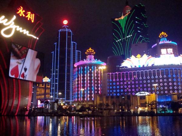 China Macau Hong Kong
