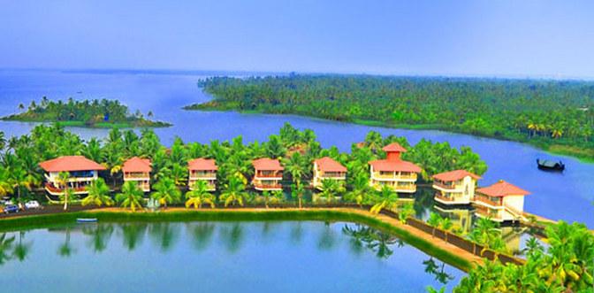 Kerala Health Tourism Kerala Ayurveda Kalathil Lake Resort Vaikom Kerala Travels Kerala