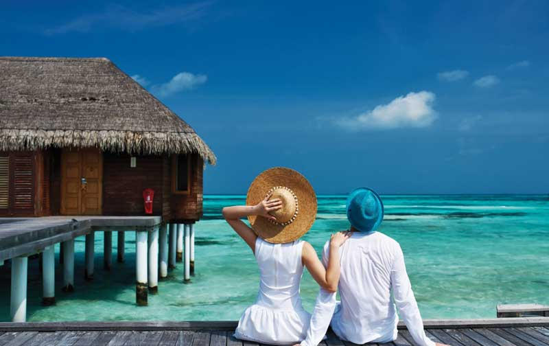 7 Days Honeymoon Package