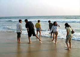 Beauty of Kerala Beach