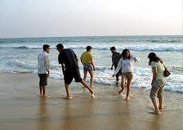 Beauty of Kerala Beach