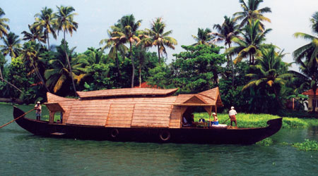 Kerala Backwater Tourism