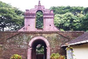Thalasseri Fort