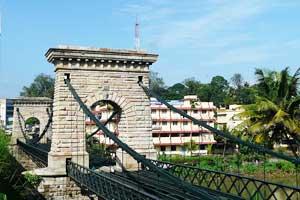 Ssuspension bridge