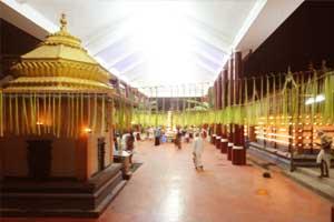 Vadakkanthara Temple Palakkad