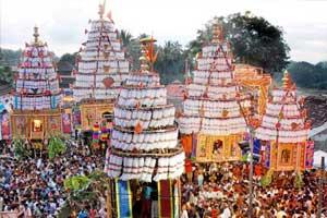 Kalpathy Agraharam & Vishwanathaswamy Temple palakkad