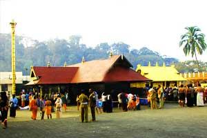 Sabarimala in Pathanamthitta