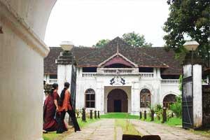 Shakthan Thampuran Palace Thrissur