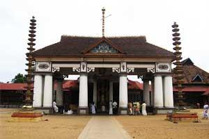 Shiva Temple Vaikom